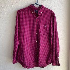 Vineyard Vines Classic Fit Tucker Shirt Size M